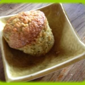 rapide Mini Cake thé matcha-citron & pavot recette végétarienne