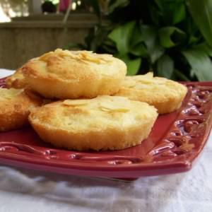 rapide à cuisiner Mini moelleux amandes et citron recette