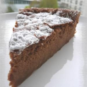 facile Moelleux au chocolat au lait Suisse recette végétarienne