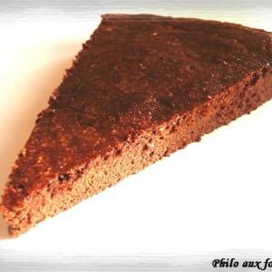 rapide Moelleux au chocolat & à la cannelle préparer la recette