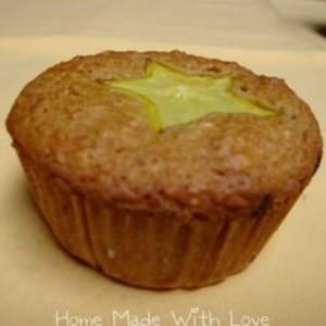 simple à cuisiner Muffin à la carambole préparation