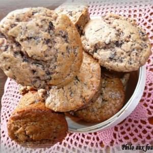 rapide à cuisiner Muffins à la farine de châtaigne et à la fève Tonka recette