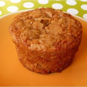 facile Muffins aux flocons d'avoine et pommes préparer la recette
