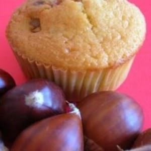 facile à cuisiner Muffins aux marrons grillés cuisine végétarienne