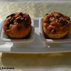 facile Muffins aux pommes recette de