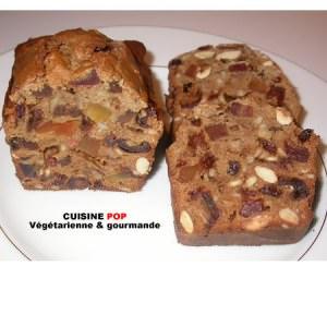 simple à cuisiner Pain aux Fruits secs & Céréales cuisine végétarienne