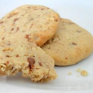 rapide à cuisiner Peanuts Cookies préparation