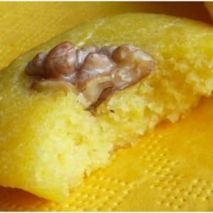 rapide Petites bouchées de polenta aux noix recette de