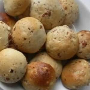 simple à préparer Petits biscuits croquants à la châtaigne et au grué de... cuisiner la recette