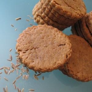 simple à cuisiner Petits biscuits vanille cumin brousse préparation
