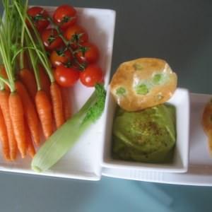 simple à préparer Poicamole cuisine végétarienne