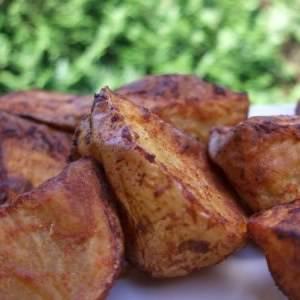simple à préparer Pommes de terre au paprika cuisine végétarienne