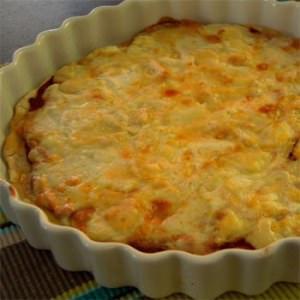 facile Pizza trois fromages recette