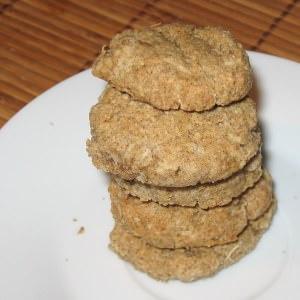 rapide Sablés à la noix de coco et sarrasin, sans lait cuisine végétarienne