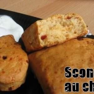 facile à cuisiner Scones au Chili préparer la recette