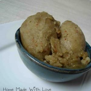 simple à préparer Sorbet aux figues cuisiner la recette