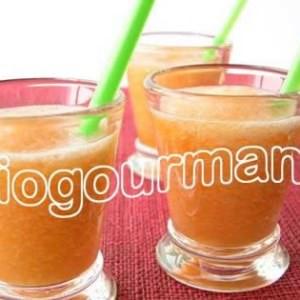 facile Soupe de Melon cuisine végétarienne