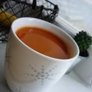 facile Soupe minute à la tomate cuisine végétarienne