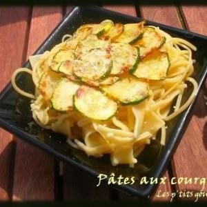 facile à cuisiner Spaghettis aux courgettes cuisiner la recette