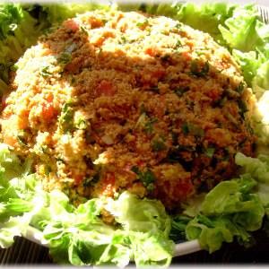 facile à cuisiner Taboulé Turc recette végétarienne