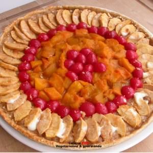 rapide Tarte Tutti Frutti recette de
