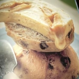 simple à cuisiner Terrine camembert aux pommes recette végétarienne