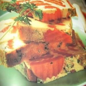 facile à cuisiner Terrine de carottes au cumin cuisine végétarienne