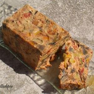 rapide à cuisiner Terrine de légumes du soleil recette végétarienne