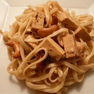 facile à cuisiner Vegan Pad-Thaï recette