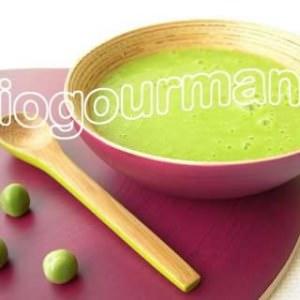 rapide à cuisiner Velouté vert et zen recette de