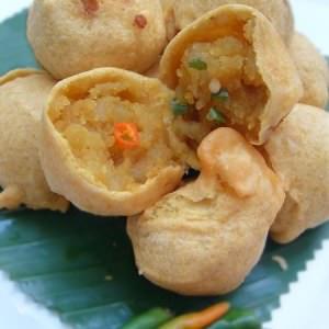 rapide à cuisiner Aloo kofta cuisiner la recette