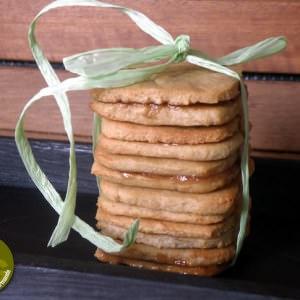 rapide à cuisiner Biscuits fourrés à la figue - Végétalien recette