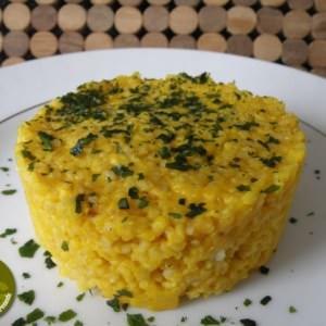 rapide Boulgour à la crème de potiron façon risotto cuisiner la recette