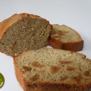 rapide Cake au quinoa, noisettes et figues recette végétarienne