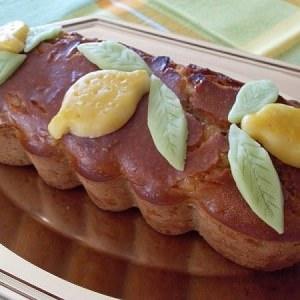 rapide à cuisiner Cake aux citrons confits, amandes (Vegan) recette