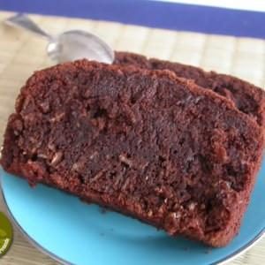 rapide Cake aux flocons d'avoine et au chocolat cuisiner la recette