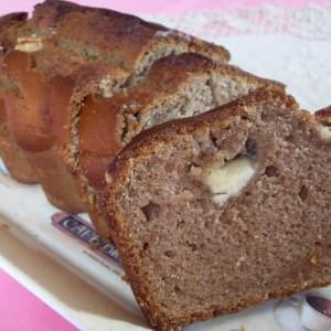 facile à cuisiner Cake châtaigne et chocolat blanc (Vegan) recette