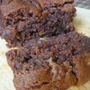 simple à préparer Cake cacao-noix cuisine végétarienne