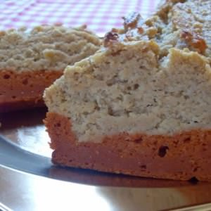 rapide Cake kamut, tomate et fromage (Vegan) recette
