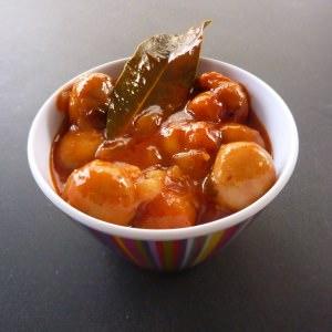 rapide Champignons à la Grecque cuisiner la recette