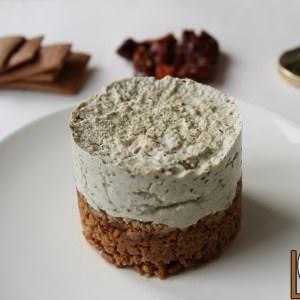rapide Cheesecake salé saveurs italiennes préparation