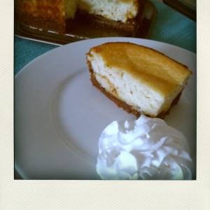 simple à cuisiner Cheesecake vegan citron et speculoos préparation