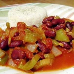 rapide à cuisiner Chili végétalien préparer la recette