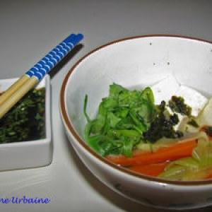 simple à préparer Cocotte de tofu aux légumes détox recette végétarienne
