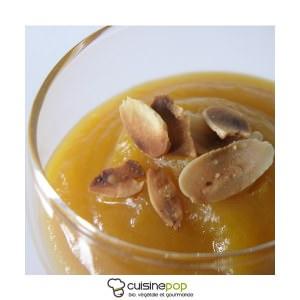 facile à cuisiner Compote de courge au sirop de thym sauvage recette de