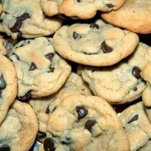 rapide Cookies aux pepites de chocolat préparation