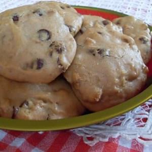 rapide Cookies, noix et pépites de chocolat au lait (Vegan) cuisine végétarienne