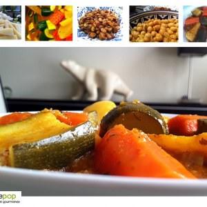 facile à cuisiner Couscous marocain végétalien recette de