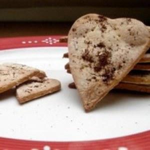 rapide Crackers à la farine de pois chiche recette
