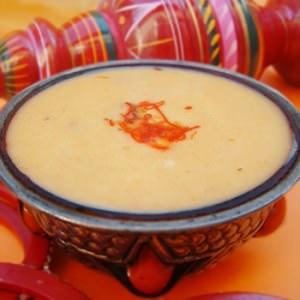 rapide Crème indienne à la mangue recette
